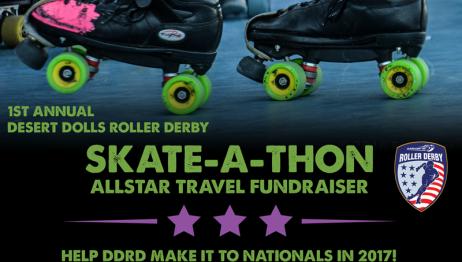 2016 DDRD SkateAThon