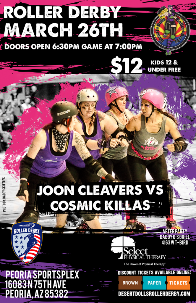 Joon Cleavers vs Cosmic Killas