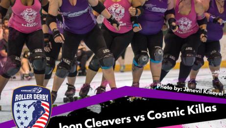 April 22nd, 2017 - Joon Cleavers vs Cosmic Killas