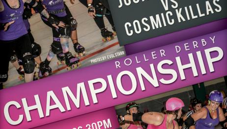 Desert Dolls Roller Derby Championship