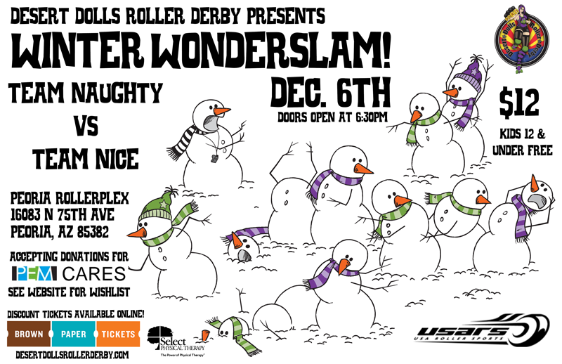 Winter Wonderslam