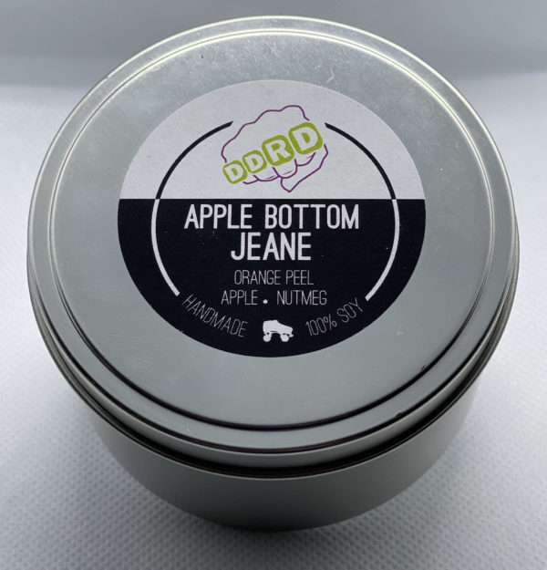 Apple Bottom Jeane Candle