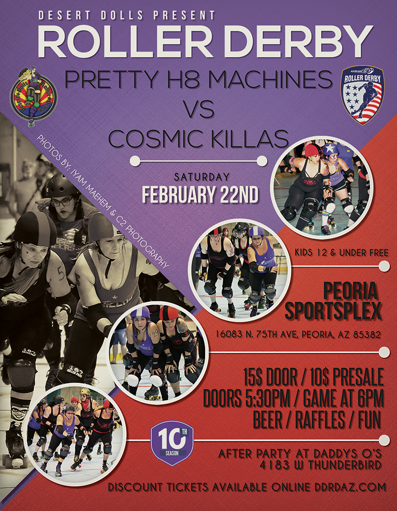Feb 22nd - H8s vs Killas