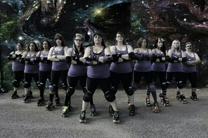 Cosmic Killas - Desert Dolls Roller Derby
